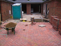 Block Paving Construction image